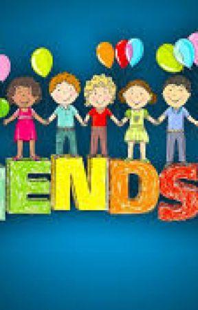 Kekuatan persahabatan bisa mengalahkan segala-galanya by WahyuSri5