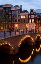 Darren Huston Amsterdam Diaries by darrenhuston