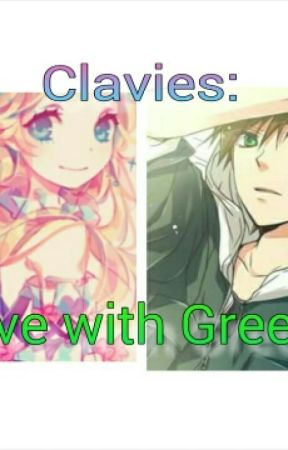 Clavies : love with Green by smile_girl_forever