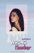 Wrong Number • Matt Daddario by mairarosely