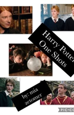 Harry Potter One Shots by miazetomer