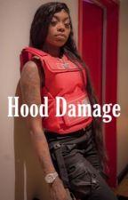 Hood Damage by amourashh