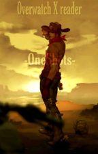 -Overwatch X Reader- by lawea-rara