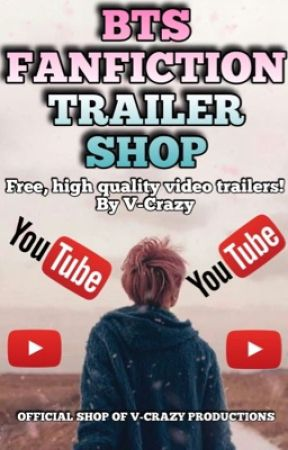 BTS TRAILER SHOP || CLOSED FOR CATCHUP!! ||  by V-Crazy