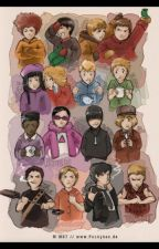 South Park Preferences by The-Lonely-Otaku-