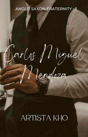 Carlos Miguel Mendoza by artista_kho