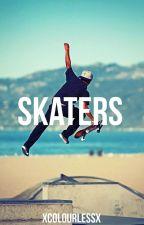 Skaters || Luke Hemmings [A EDITAR] by xcolourlessx