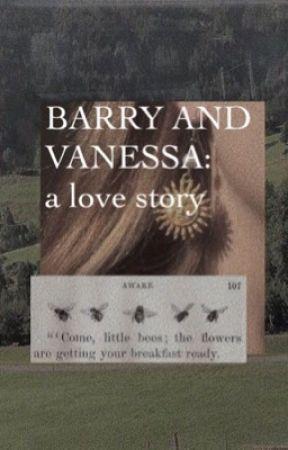 BARRY AND VANESSA: a love story by lavendermelia