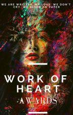 Work Of Heart Award (Open) by zethorix