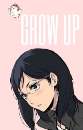 Grow Up []Haikyuu[] by CxndyCxtton