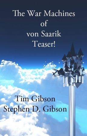 The War Machines of von Saarik - Teaser by DungeonTiger