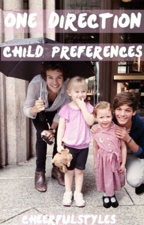 One Direction Child Preferences by cheerfulstyles