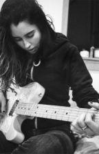 The guitarist- Camren by Camrenisreallolocamz