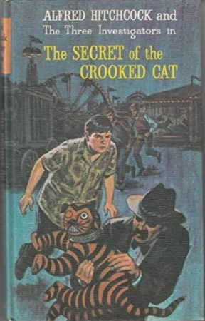 THE SECRET OF THE CROOKED CAT by 333investigators