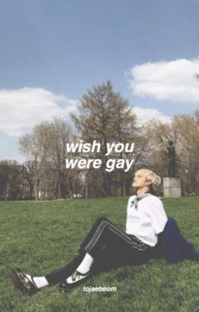 wish you were gay. | seonghwa. by tojaebeom