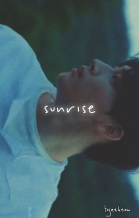 sunrise. | jaebeom. by tojaebeom