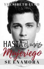 Hasta el más mujeriego se enamora [Sin editar]  by IamSteef