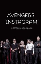 Avengers Instagram by potatoes_books_life
