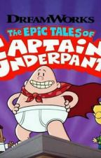 Ask Or Dare The Captain Underpants Characters! (Including Me) by TheUwUGalaxy