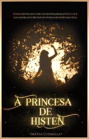 A Princesa de Histen. by LittleAkemi