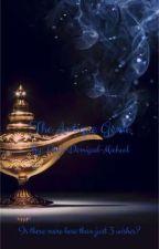 The Antique Genie by Dark-Demigod-Micheal