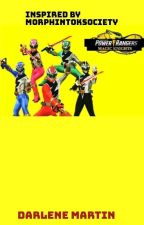 Power Rangers Magic Dino Knights: The Sword of Avalon  by Darlene_Martin