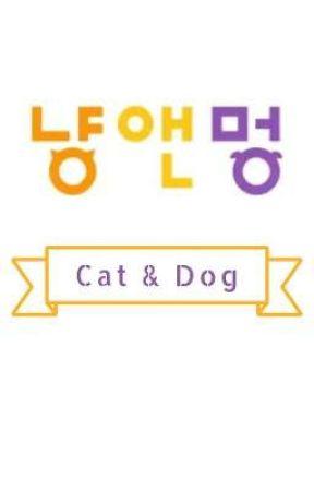 Cat and Dog (Yeonbin/Taegyu) FF by MochiAoi