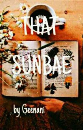 THAT SUNBAE by Geenani