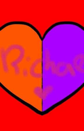 """""""Richael"""" Ritchie/ItsRitchieW x Michael/OmegaGamingLP {(
