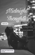 Midnight thoughts  by Alexwritez