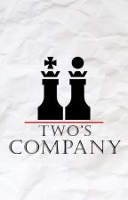 Two's Company by hiddenenigma1