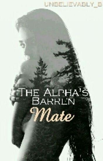 The Alpha's Barren Mate