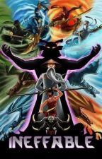 Ineffable | Ninjago x Reader by SoftKami
