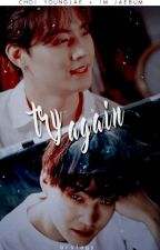 ― ❛try again❜ by arslogy