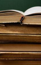 The Smell Of Books - Loki x Reader by thirdwheelzebra
