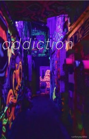 addiction // matty healy au by runforyourlifex