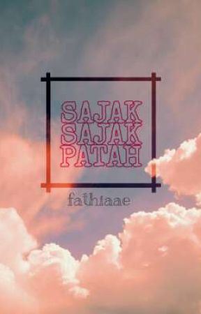 Sajak-sajak Patah by fathiaae
