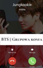 BTS || Grupowa konfa by Koriamm