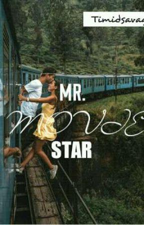 Mr Movie Star by timidsavage