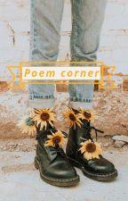 Poem Corner by Star7070