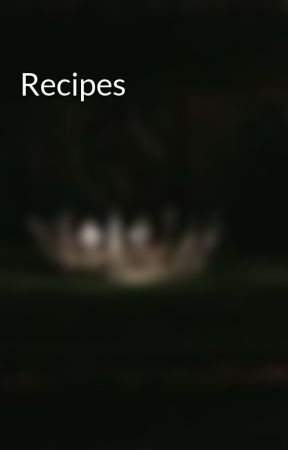 Recipes by Nyxiena