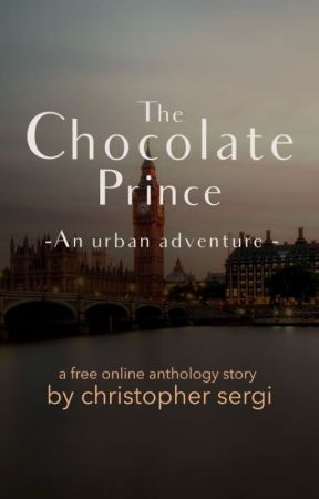 The Chocolate Prince by ChristopherSergi