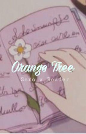 Orange Tree || Hanta Sero x reader  by reddie4ever