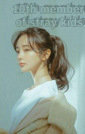 9th member; of Stray Kids by cuty-minmin