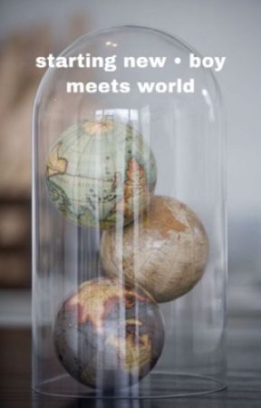 starting new • boy meets world  by toursies