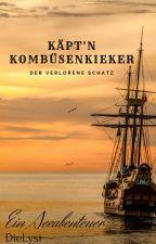 Käpt'n Kombüsenkieker - Der verlorene Schatz by DieLysi