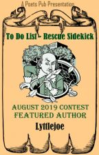 Superheroes, Unite - August 2019 Contest by PoetsPub