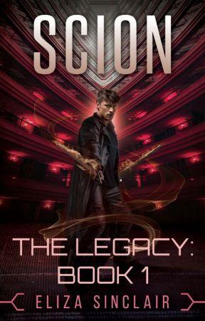 The Legacy by ElizaSinclairWrites