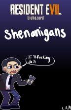 Resident Evil VII: Shenanigans by LuthanAndMore