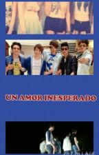 UN AMOR INESPERADO(CD9) by itzel_8felix